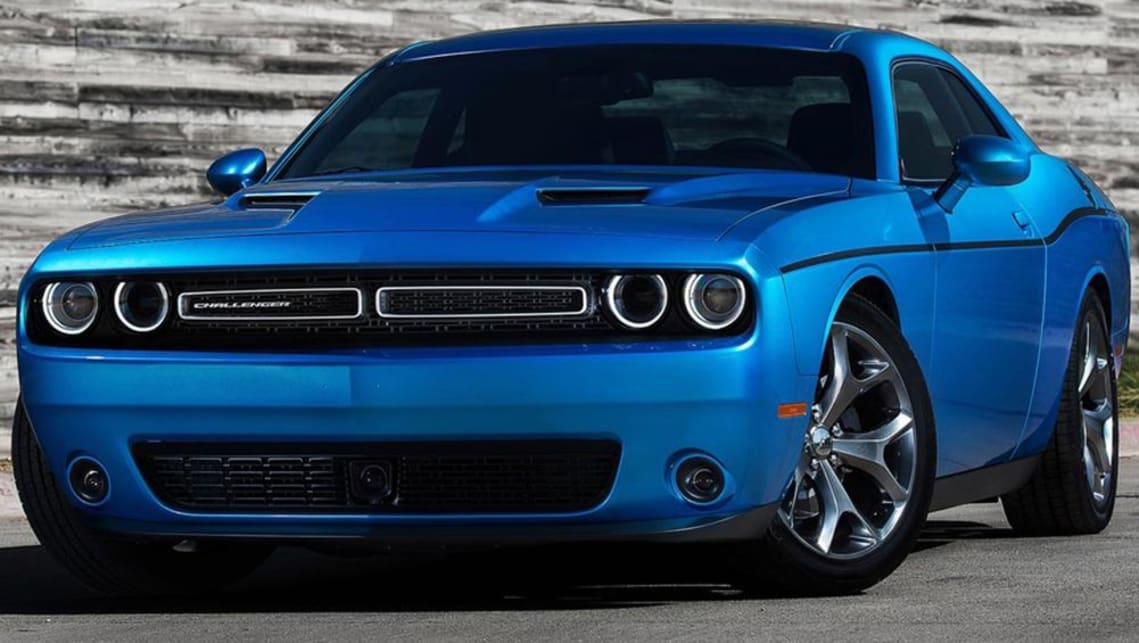 Dodge Challenger Sxt 2016 Review Carsguide