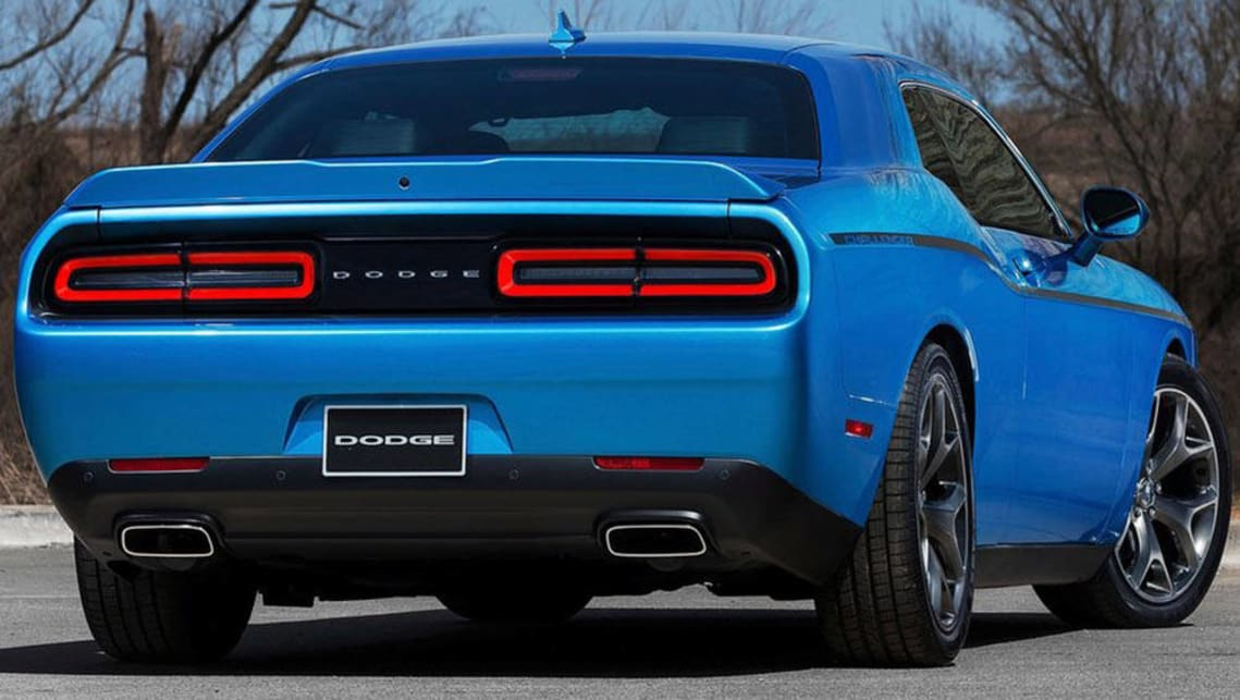 challenger dodge sxt test road carsguide auto hero