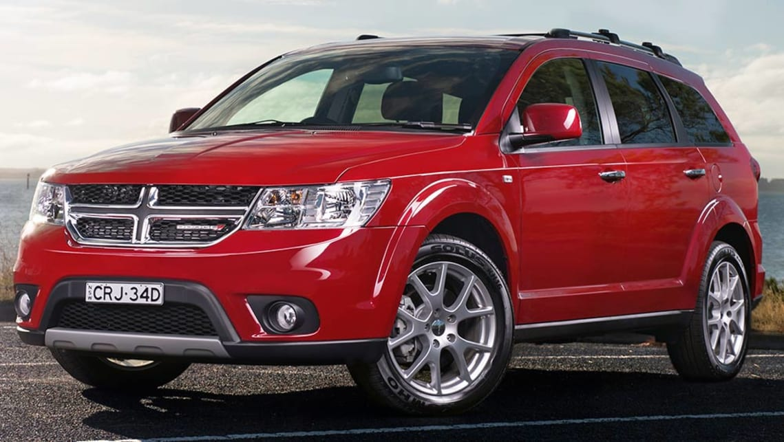 2016 Dodge Journey R/T review | road test | CarsGuide