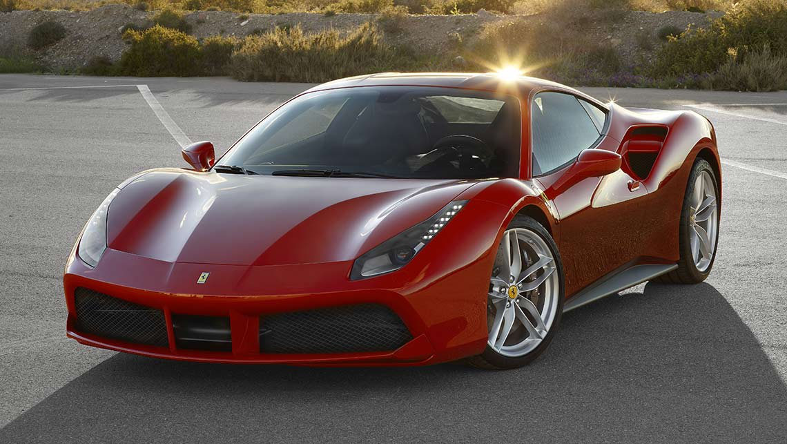 2015 Ferrari 488 Gtb Review First Drive Carsguide