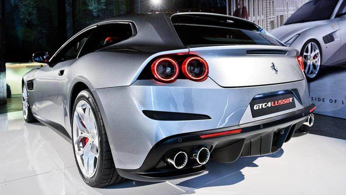 2017 Ferrari Gtc4 Lusso T New Car Sales Price Car News