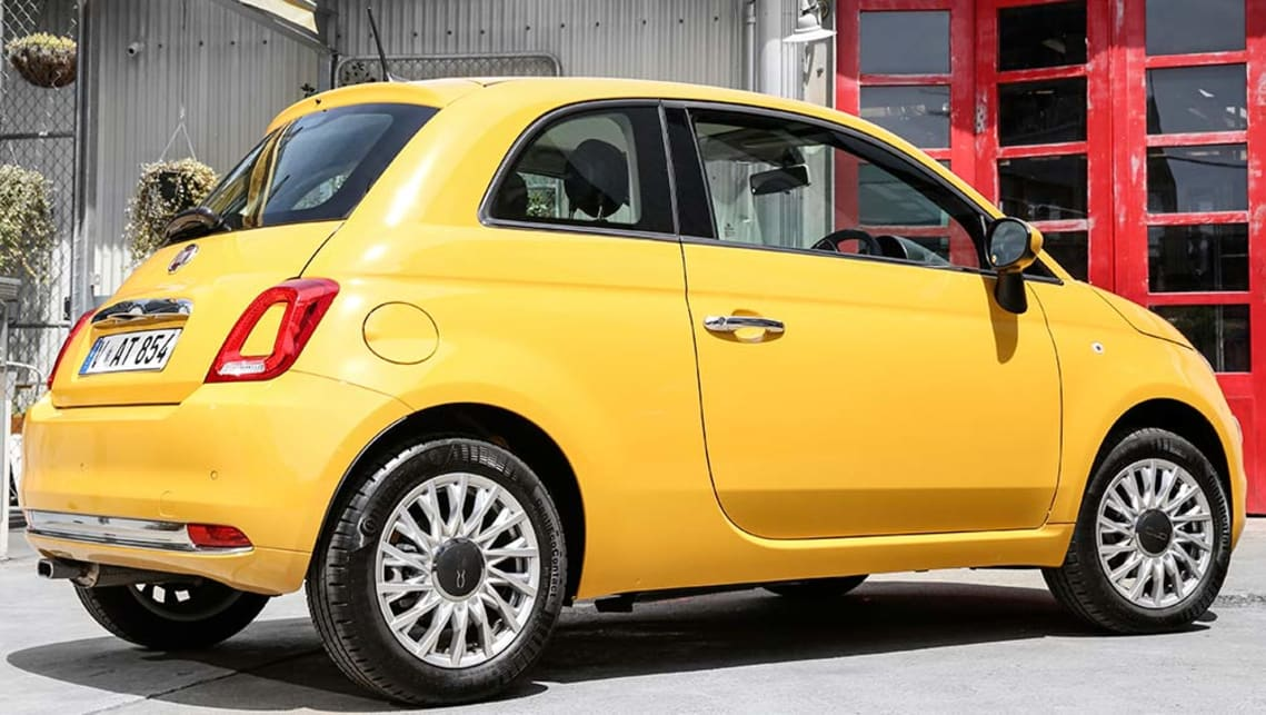 fiat 500 2016 review carsguide. Black Bedroom Furniture Sets. Home Design Ideas