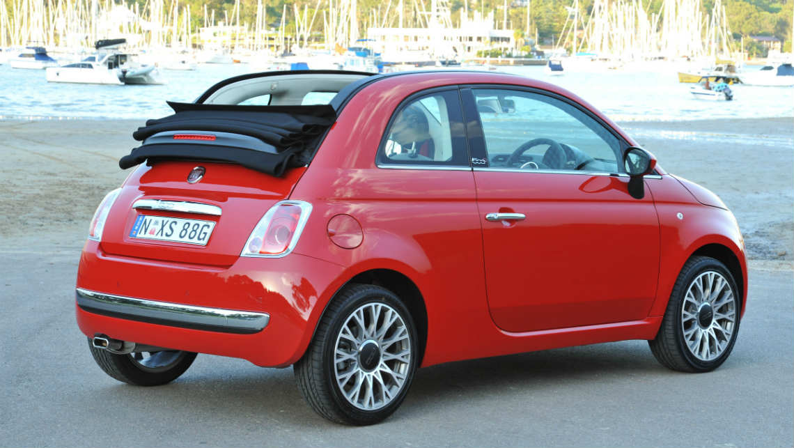 Fiat 500 Gucci >> Used Fiat 500 review: 2008-2014 | CarsGuide