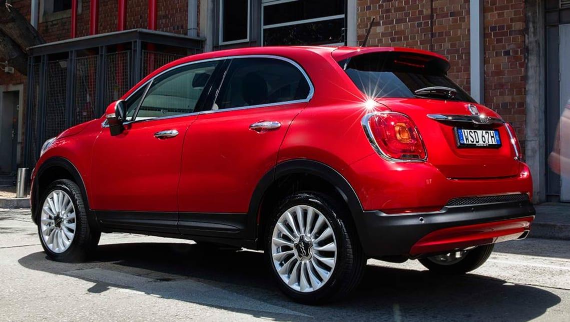 Fiat 500x australia
