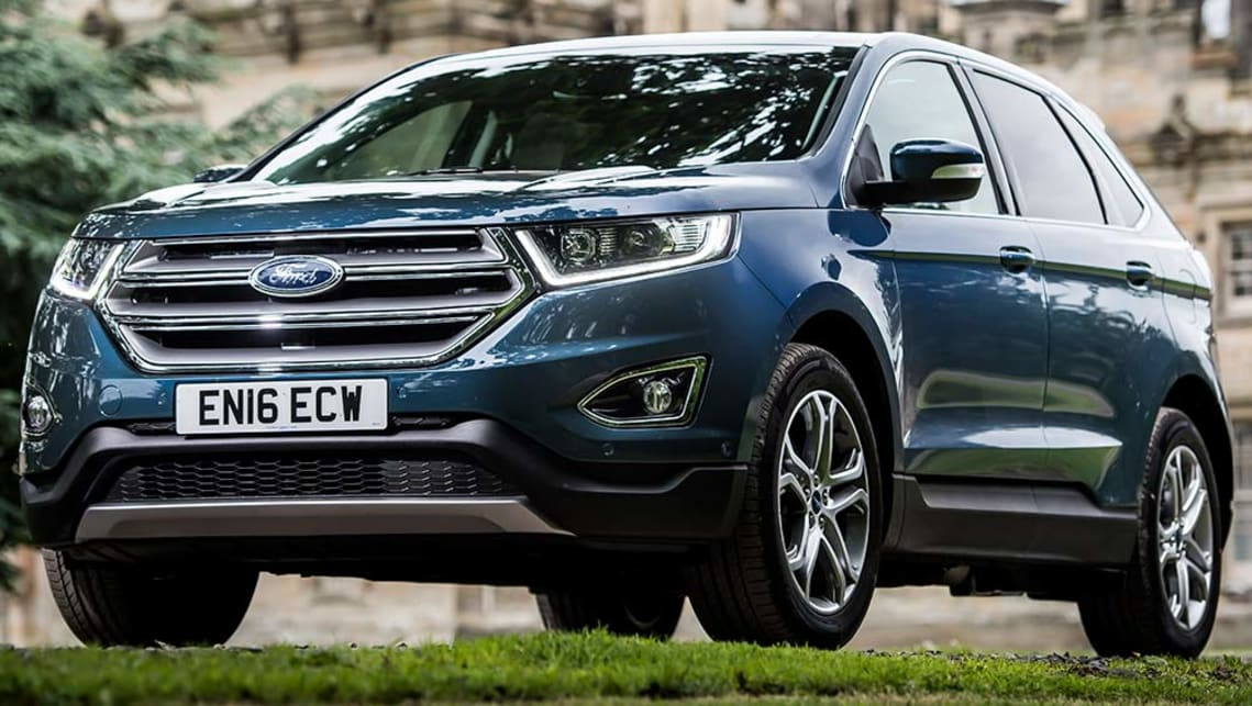2018 ford suv. contemporary ford ford edge suv confirmed for 2018 to ford suv e