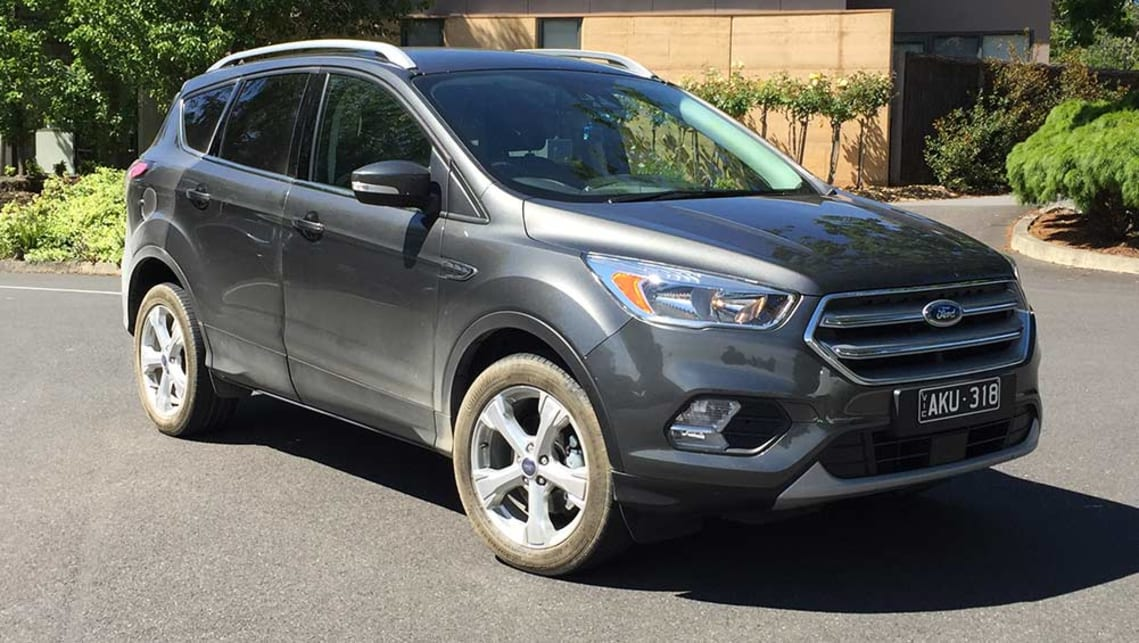ford escape 2017 new car sales price car news carsguide. Black Bedroom Furniture Sets. Home Design Ideas