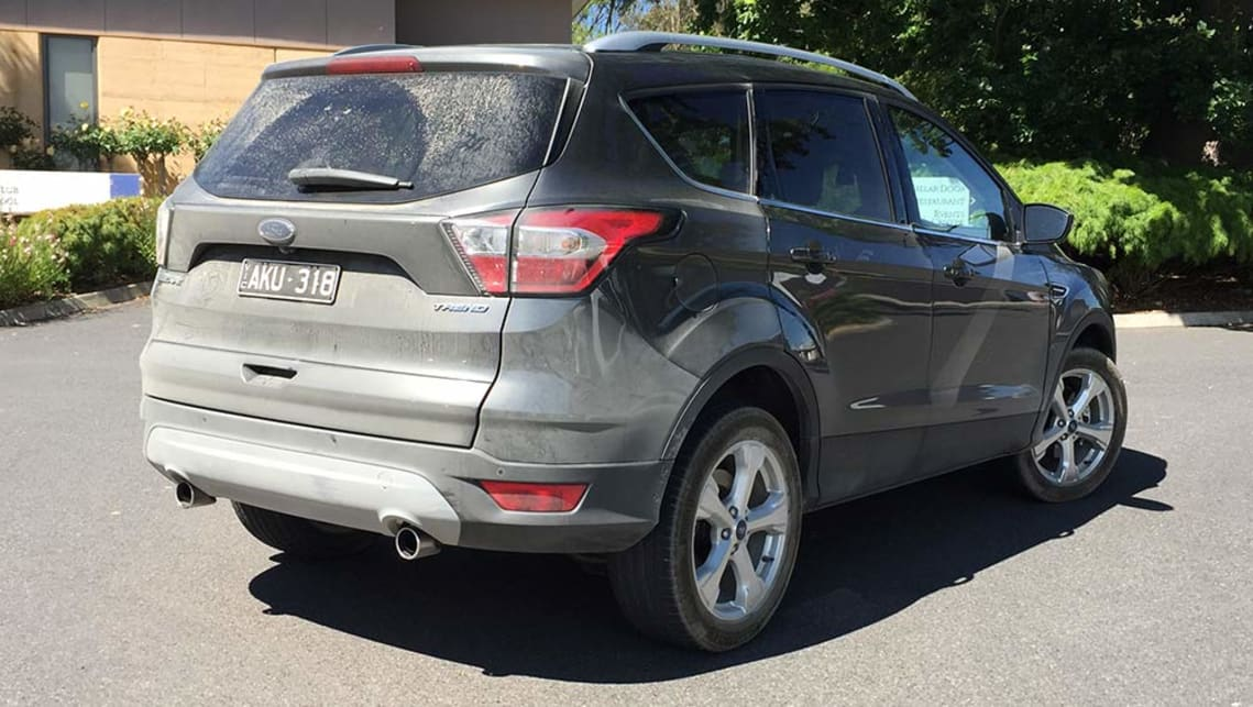 Ford Escape 2017 | new car sales price - Car News | CarsGuide