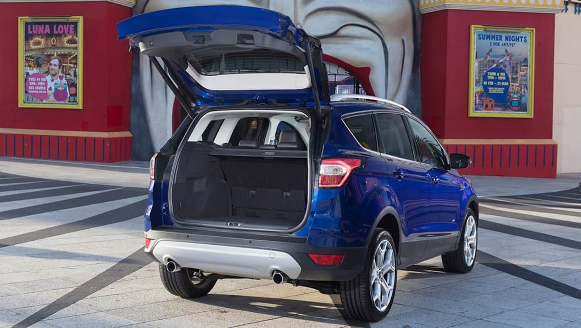 Ford Escape 2017 Review Carsguide