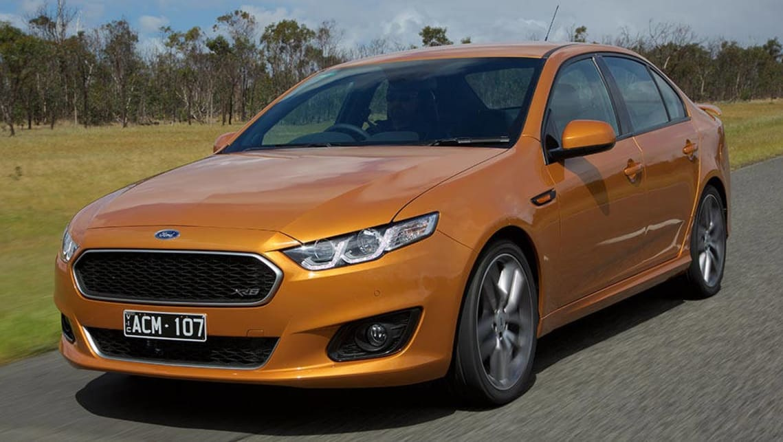 Ford Falcon XR6 2016 review | CarsGuide