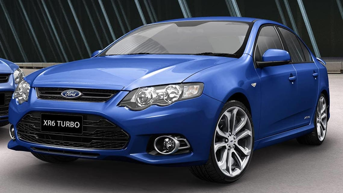 used ford falcon review 2002 2016 carsguide