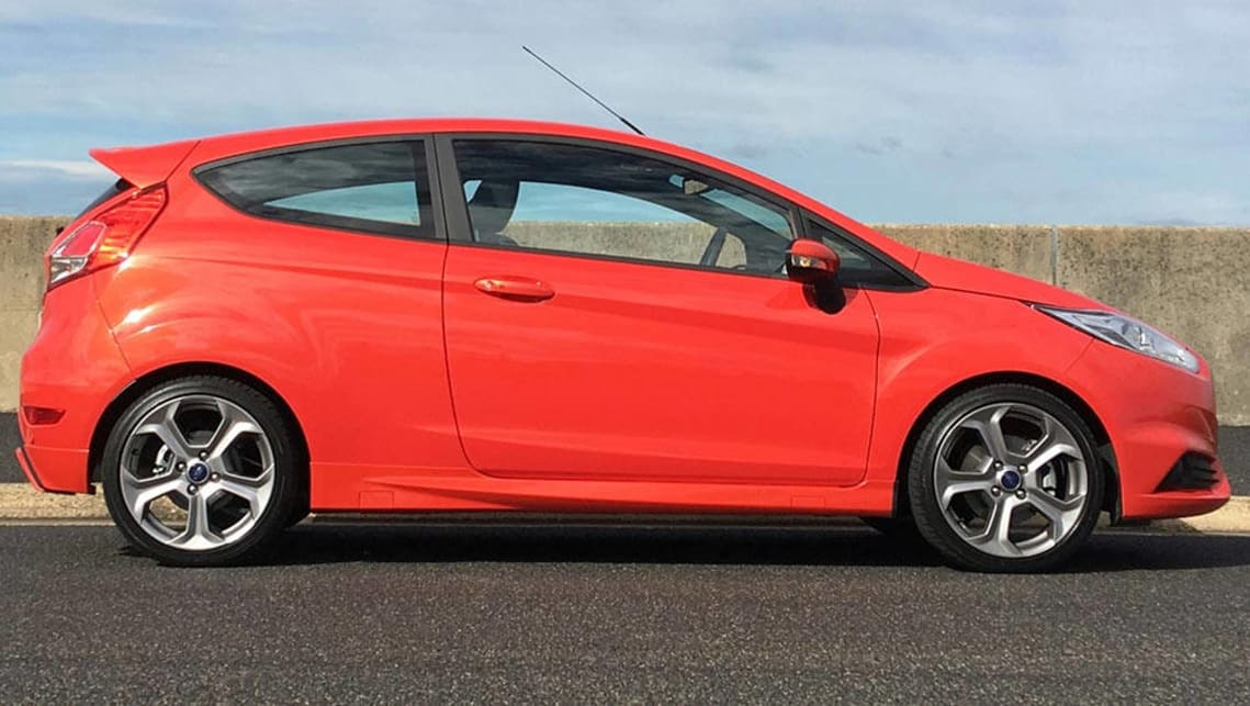 2016 Ford Fiesta ST Mountune