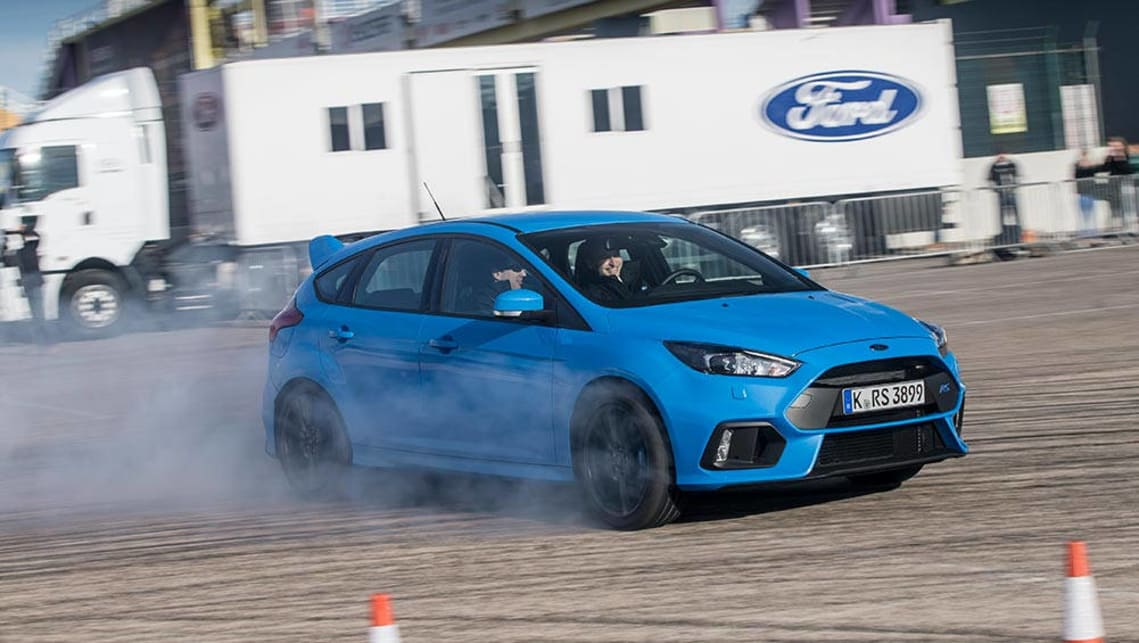 2016 Ford Focus Rs Will Have Drift Mode In Australia Car News