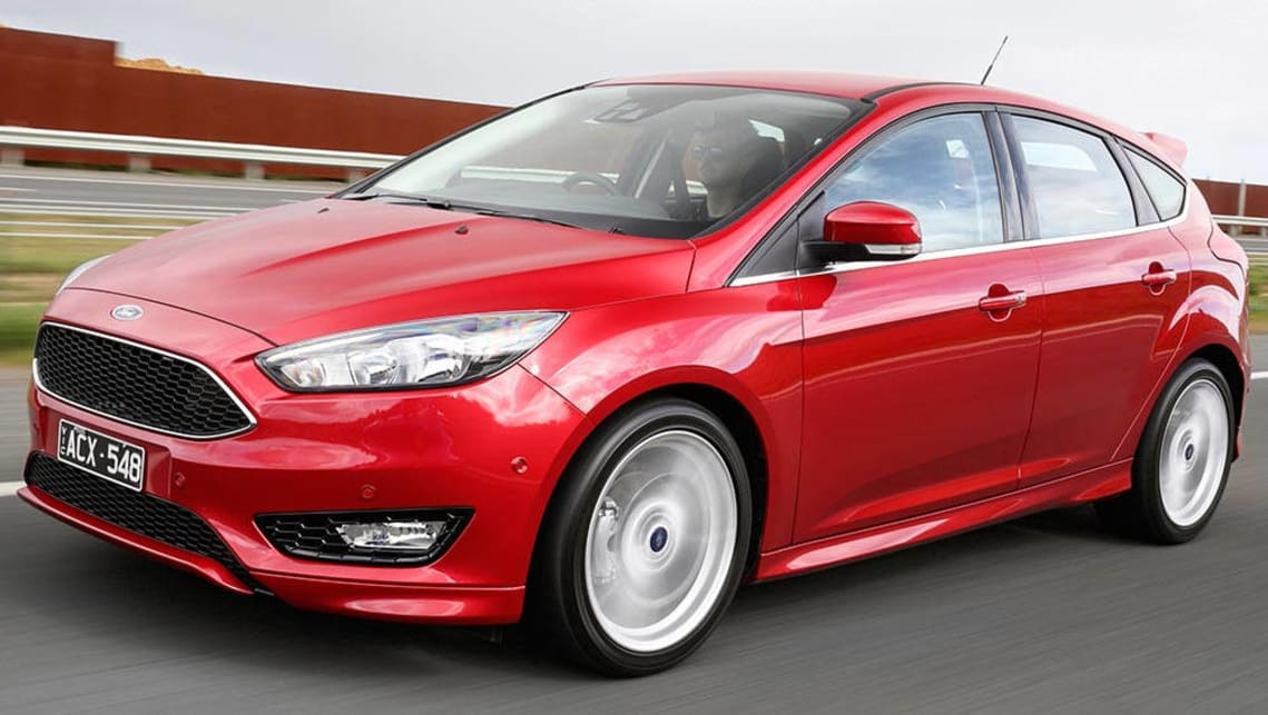 Ford Focus Titanium 2016 Review Carsguide