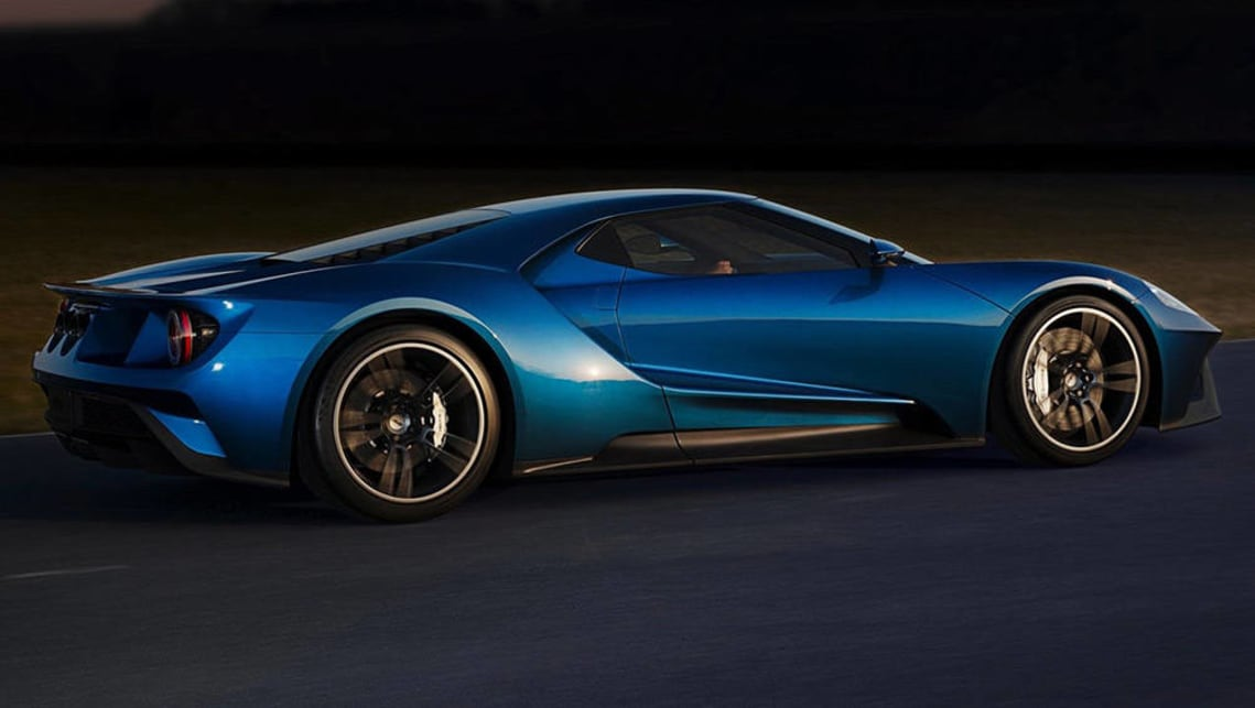 Powered By A Twin Turbo V The Gt Promises To Be The Fastest Ford Of All