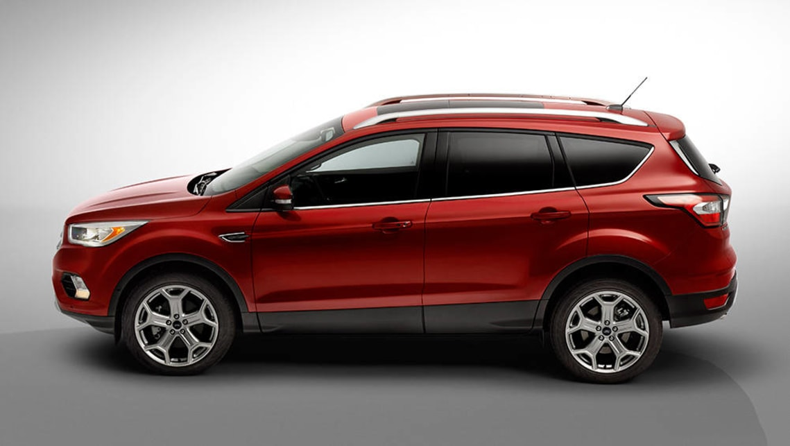 Ford Kuga Suv Update Confirmed For 2017 Car News Carsguide