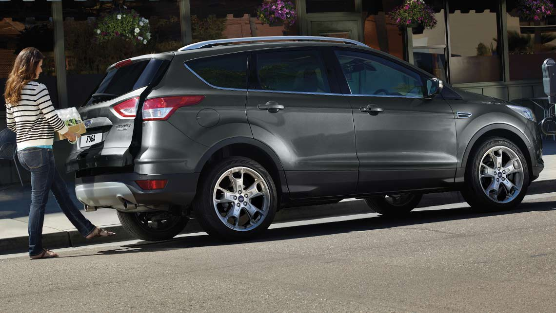ford kuga titanium 2015 review carsguide. Black Bedroom Furniture Sets. Home Design Ideas