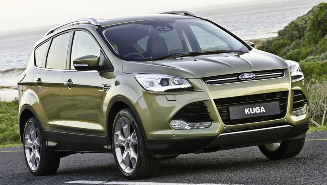 Used Ford Kuga Review