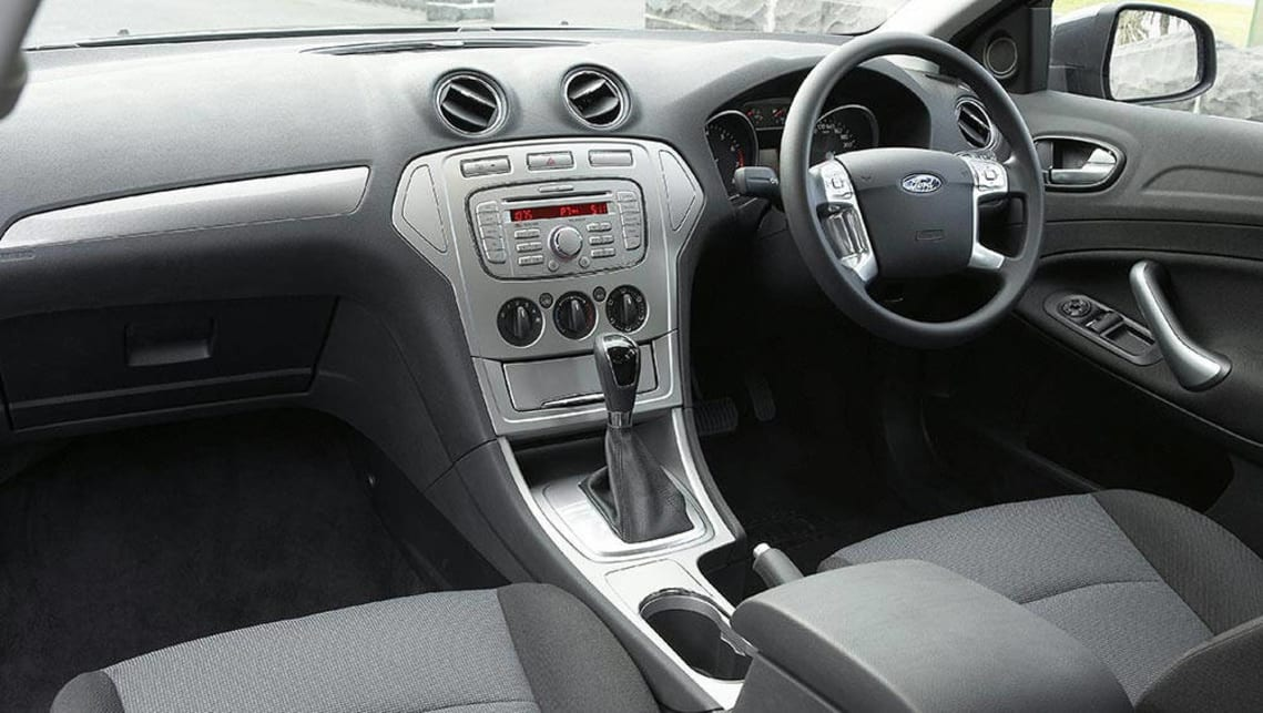 Ford mondeo used review 2007 2014 carsguide - Ford mondeo interior ...