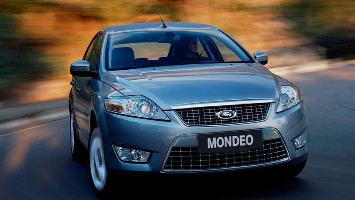 ford mondeo used review 2007 2014 carsguide. Black Bedroom Furniture Sets. Home Design Ideas