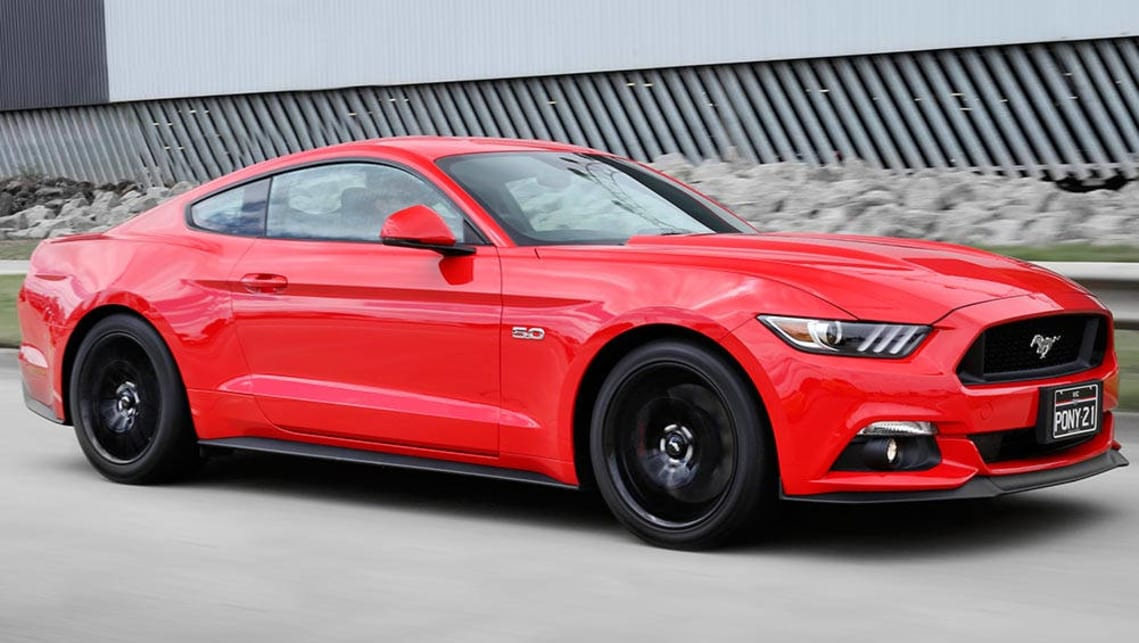 Awesome 2016 Ford Mustang V8 GT And EcoBoost Review  First