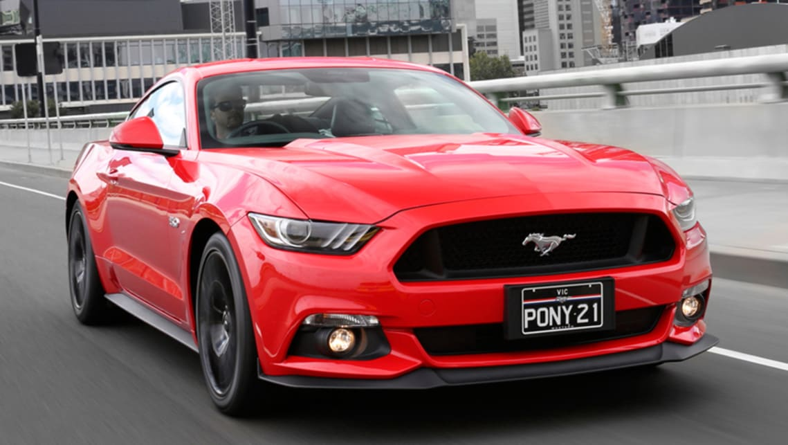 Ford Mustang now offered with official performance upgrades - Car News | CarsGuide