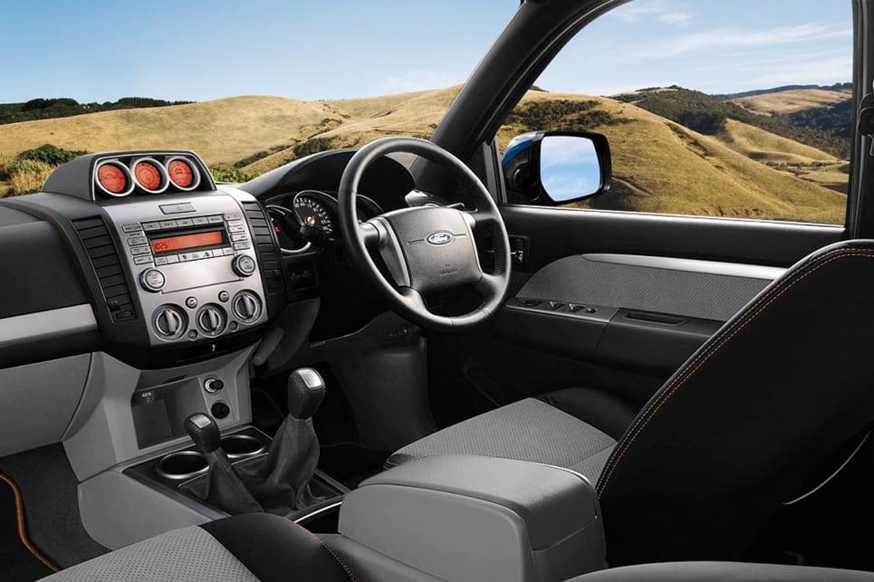 2009 ford ranger xl pk manual 4x4