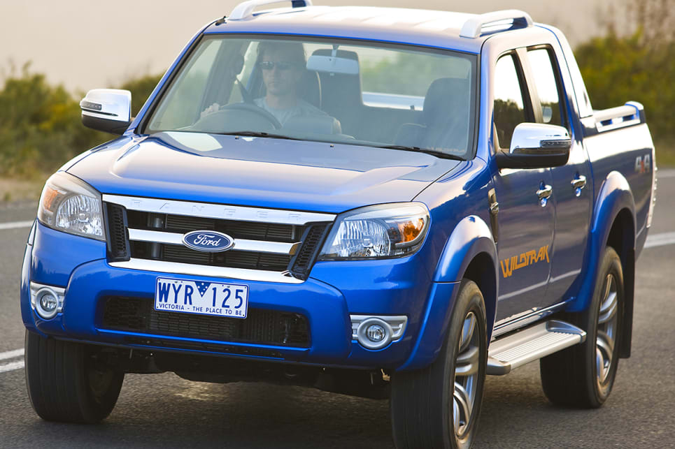 2007 ford ranger xlt pk auto 4x4