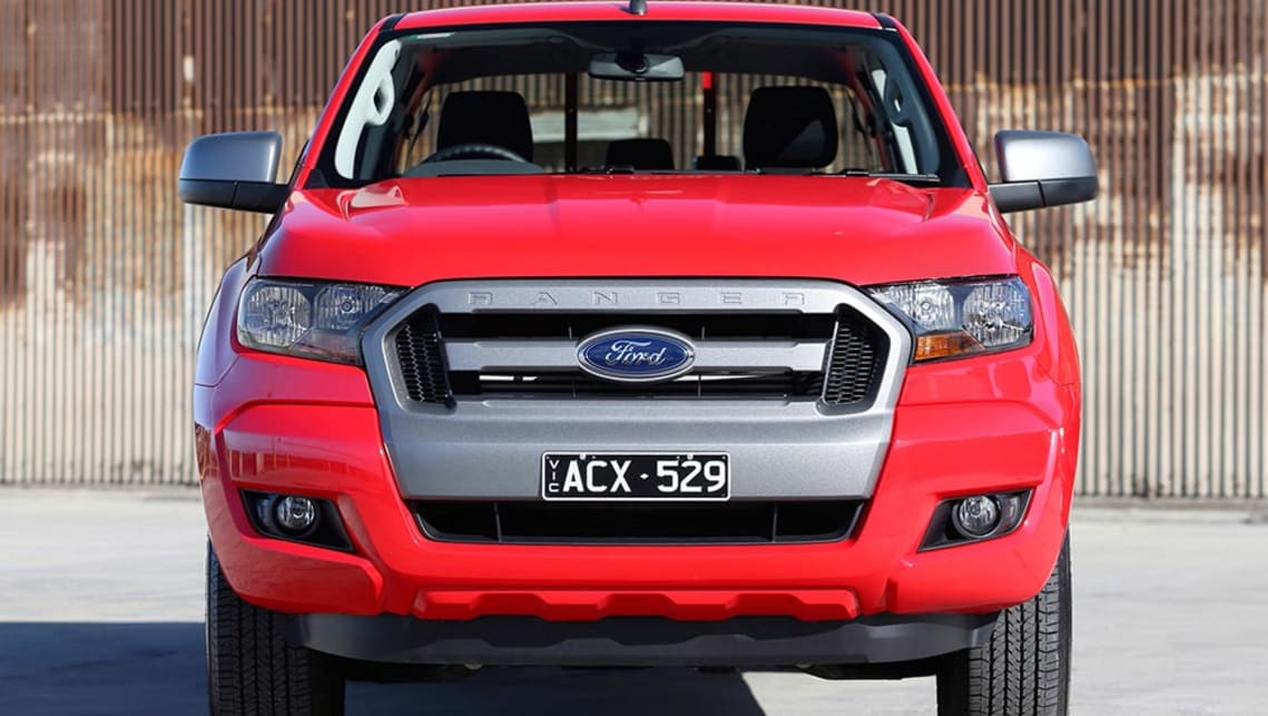 ford ranger 4x4 xls special edition 2017 new car sales. Black Bedroom Furniture Sets. Home Design Ideas