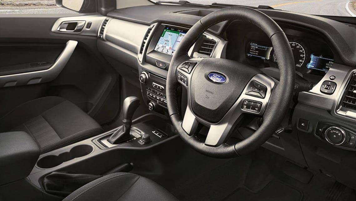 Kia Stinger For Sale South Africa >> 2017 Ford Ranger brings SYNC3 update, plus reversing camera and sensors for pickups - Car News ...
