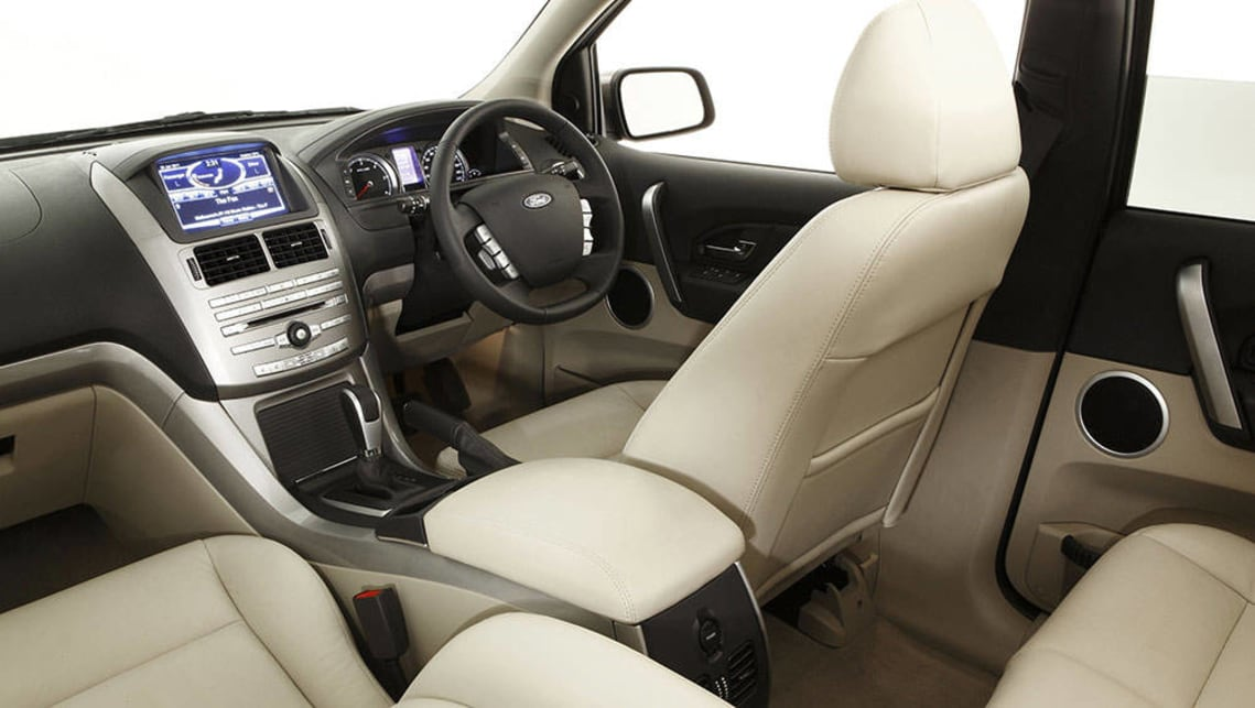 Used Ford Territory Review 2011 2014 Carsguide