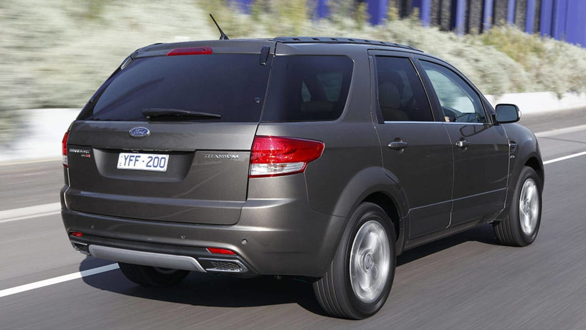 Ford territory 2014 review