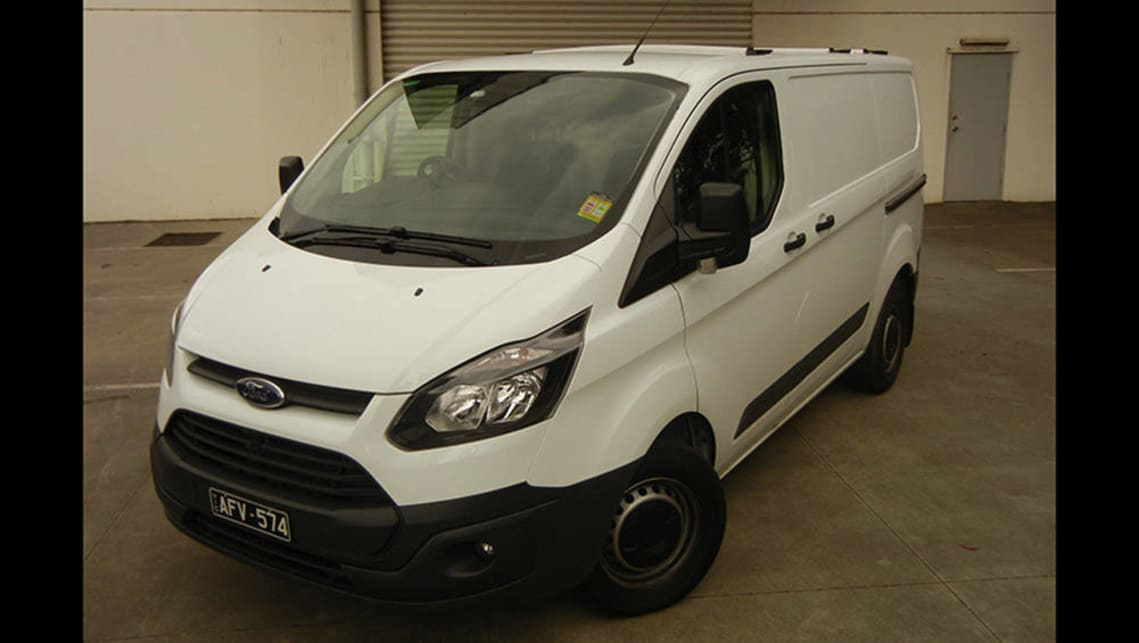Ford Transit Custom 290s Swb Van 2016 Review Carsguide