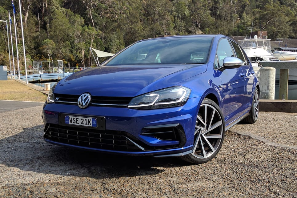 Volkswagen Golf R 2017 review: weekend test | CarsGuide