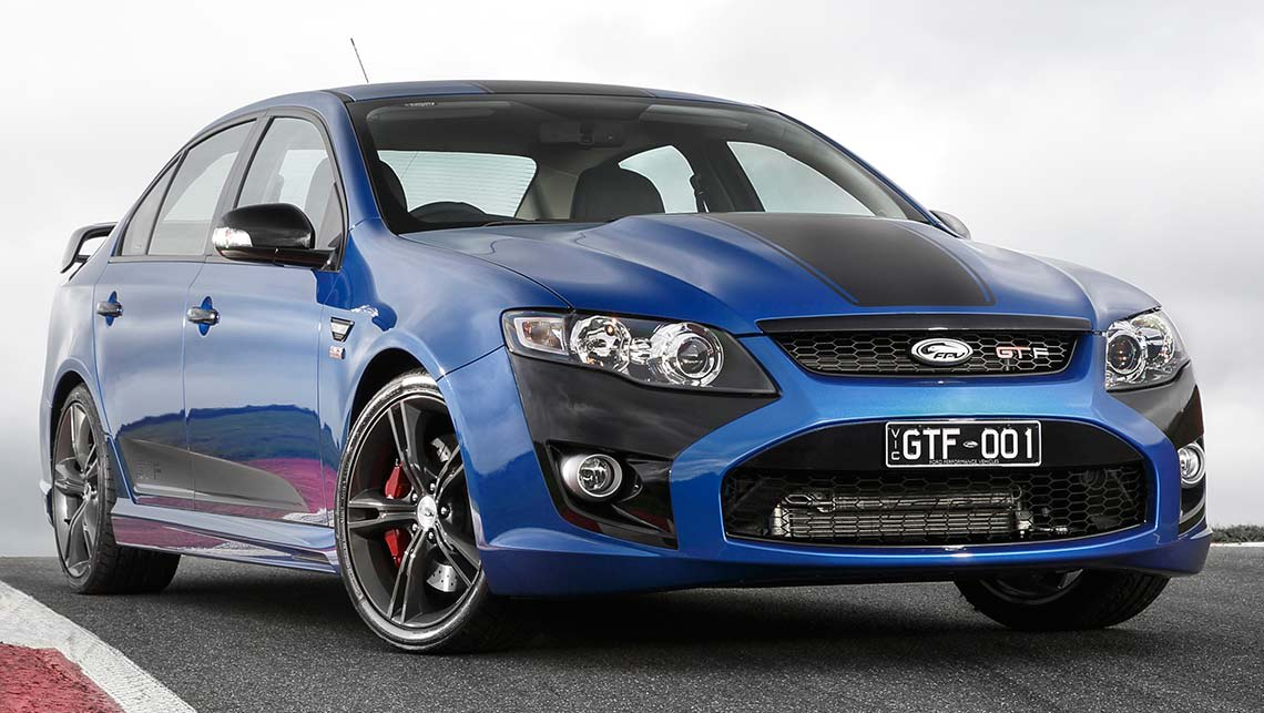 Ford Stops Gt Falcon Sales Over Engine Problem Car News Carsguide