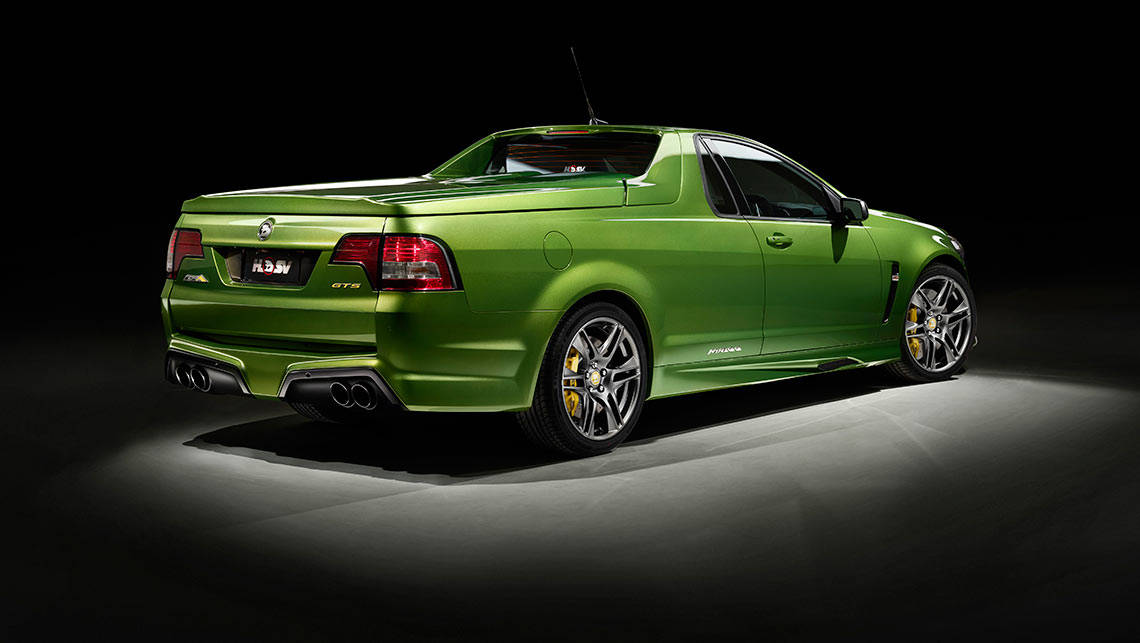 2015 HSV GTS Maloo ute detailed - Car News | CarsGuide