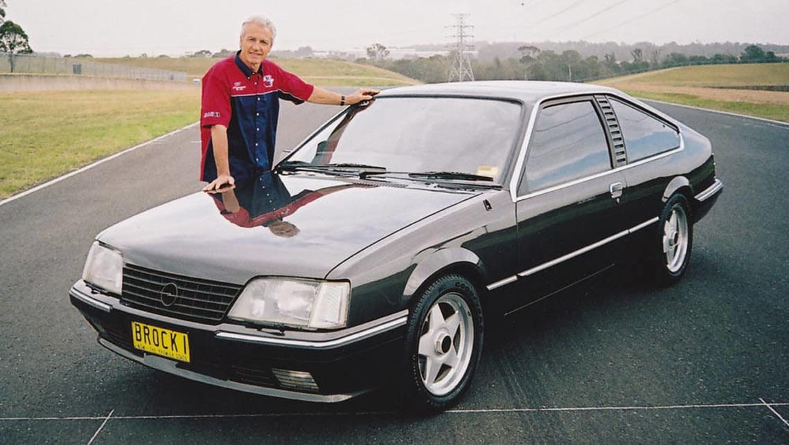 Peter Brock's most unique road car is expected to fetch a record price at auction.