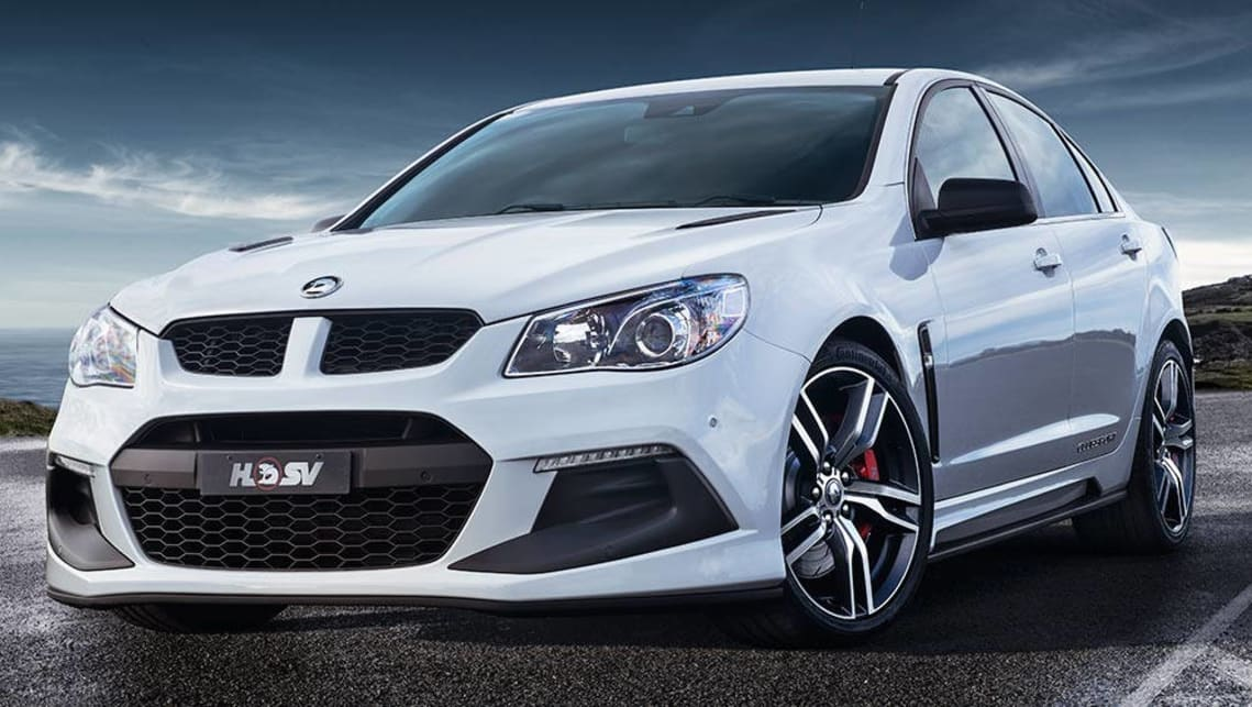 HSV Gen-F2 Clubsport R8 2016 review   CarsGuide