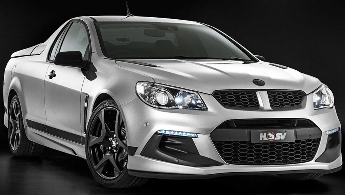 HSV slashes Clubsport and Maloo prices - Car News | CarsGuide