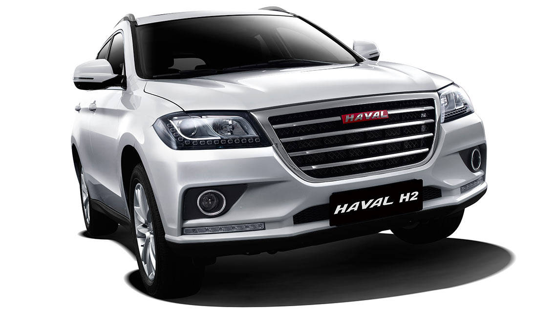 Haval H2 SUV from China (2015). Photo: Supplied.