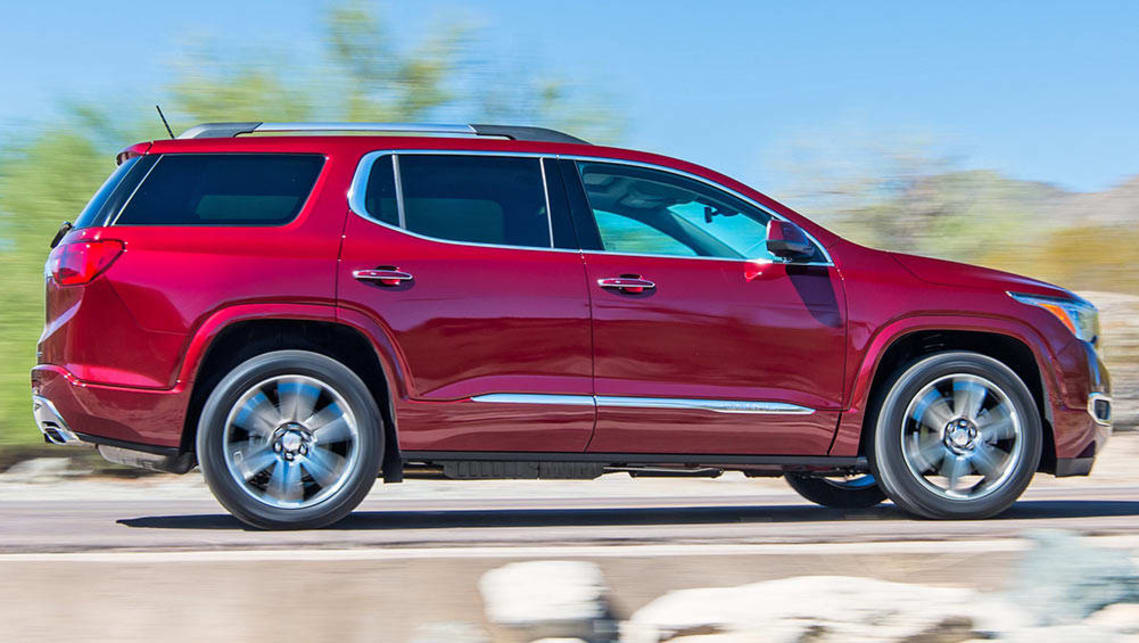 Book Of First Drive Holden Equinox And Holden Acadia Suvs