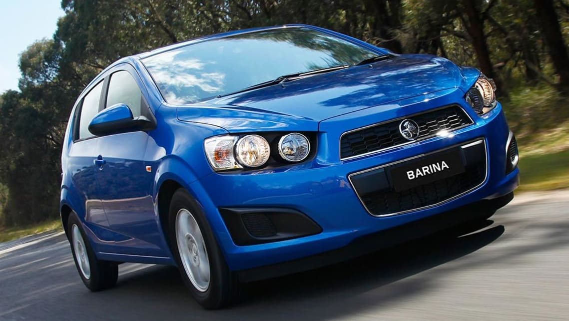 Used Holden Barina Review 2011 2014 Carsguide
