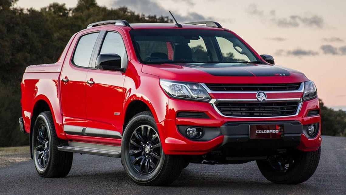 Holden Colorado Z71 2016 Review Carsguide