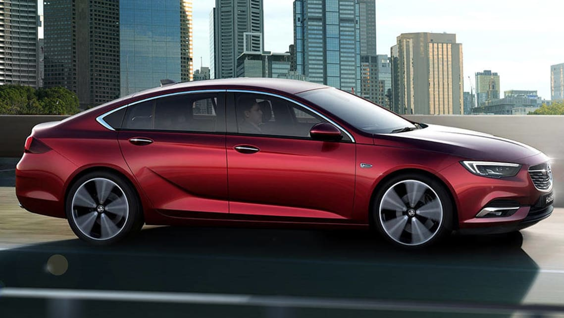 holden new car release2018 Holden Commodore revealed  Car News  CarsGuide