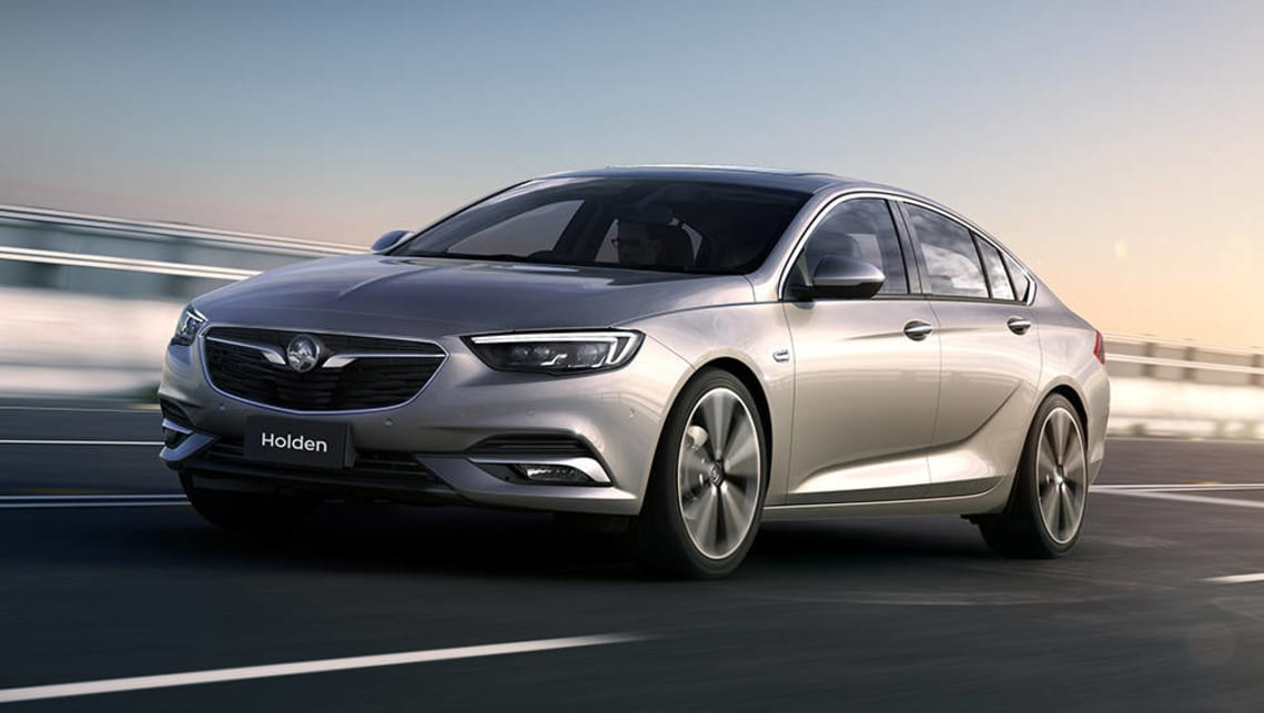 2018 Holden Commodore Revealed Car News Carsguide