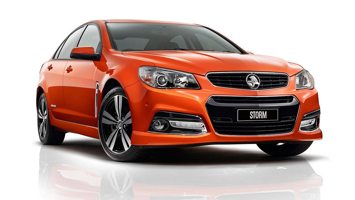 2014 Holden Commodore SS Storm