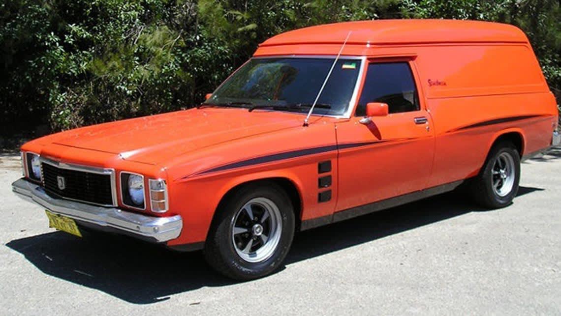 Holden Sandman Turns 40 Car News Carsguide
