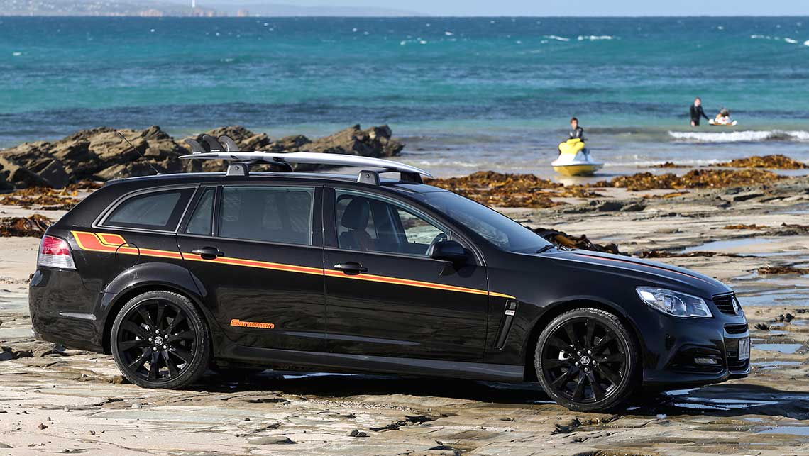 Holden Sandman Returns Car News Carsguide
