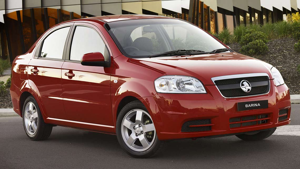 Used Holden Barina Review 2006 2011 Carsguide