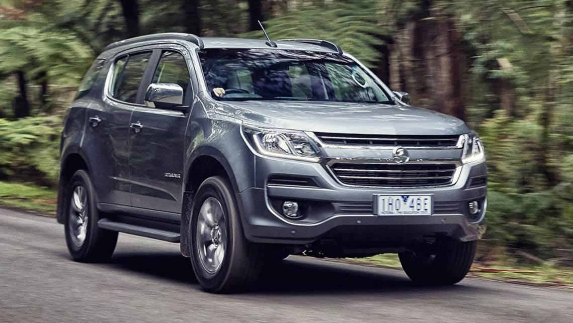 2017 Holden Trailblazer Suv New Car S Price