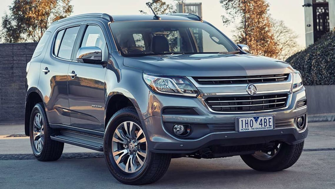 2017 Holden Trailblazer SUV | new car sales price - Car ...